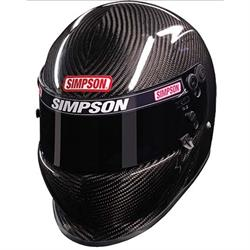 Simpson Carbon Fiber EV1 SA2015 Racing Helmet