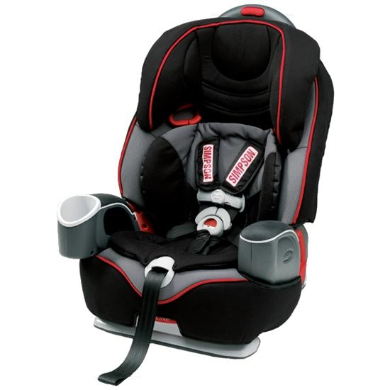 Garage Sale - Simpson 93000 Gavin Child Car Safety Seat