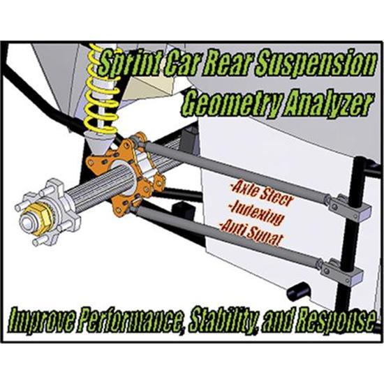 Steve Smith Autosports C302 Open Wheel Rear Suspension ...