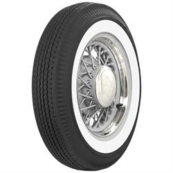 Coker Tire 639755 Firestone 2-1/2 Inch Whitewall,Bias Ply 5.50-16