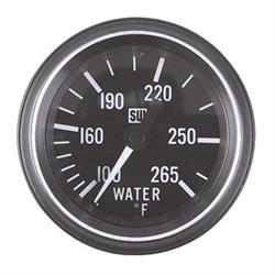 SW HD Mechanical Water Temp Gauge