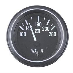 Stewart Warner 284J 2-1/16 Heavy Duty Electric Water Temperature Gauge