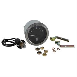 Stewart Warner 82303 Deluxe 2-1/16 In Elec Fuel Level Gauge-240/33 Ohm