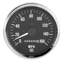 5 Inch Programmable Electric Speedometer