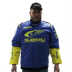 Sparco Team Subaru Rally Jacket