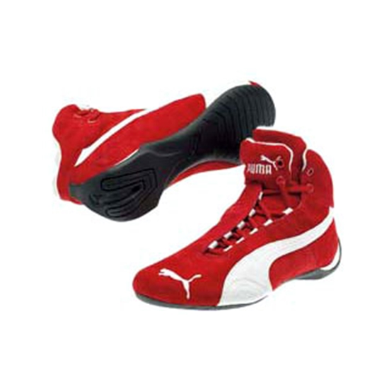 Sparco Race Cat Puma Shoes, Size 40, Mens 6-6.5
