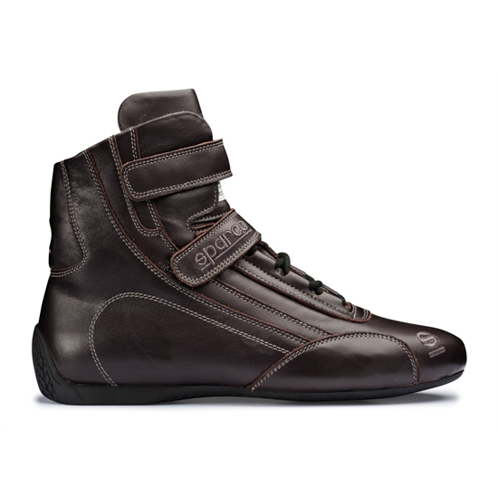 Sparco Vintage Racing Shoes, Size 40, 6-6.5
