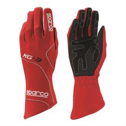 Sparco 002541 Blizzard KG3 Karting Gloves