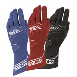 Sparco 00130711NR Rocket RG4 Racing Gloves