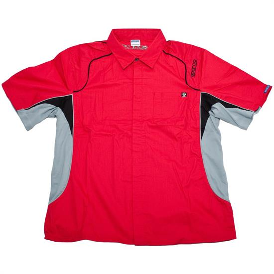 Sparco SP02170 Pit Tech Shirt