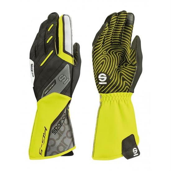Sparco 00255212NR Guantes Negro 12