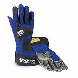 Sparco 001351NS08AZ Storm Racing Gloves, Size 8 XS