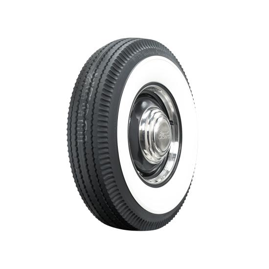 Bf Goodrich Truck Tires >> Coker Tire 67660 Bf Goodrich Silvertown Whitewall Bias Ply 700 16