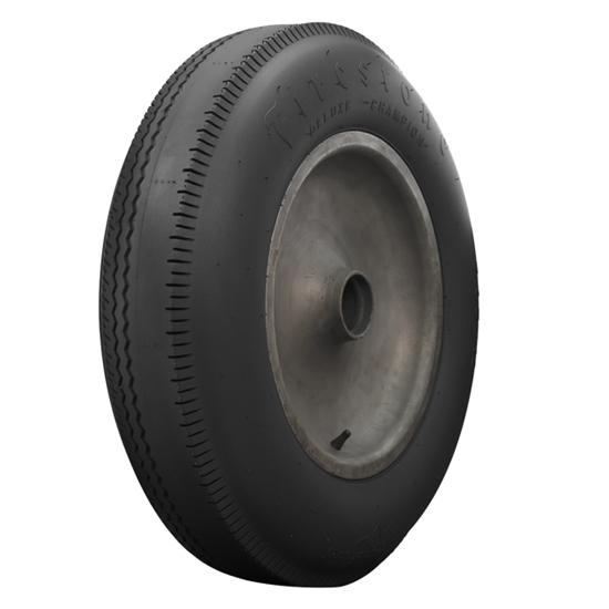 Coker Tire 682291 Firestone Indy Tire, Bias Ply Blackwall