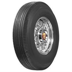 Coker Tire 682300 Firestone Blackwall Bias Ply Tire 7.50-16