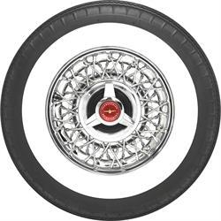coker tire 800r14 american classic biaslook radial 225 whitewall tire