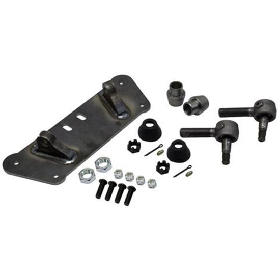 TCI 204-2070-00 TH350 Transmission Mount for 1935-1940 Ford Chassis