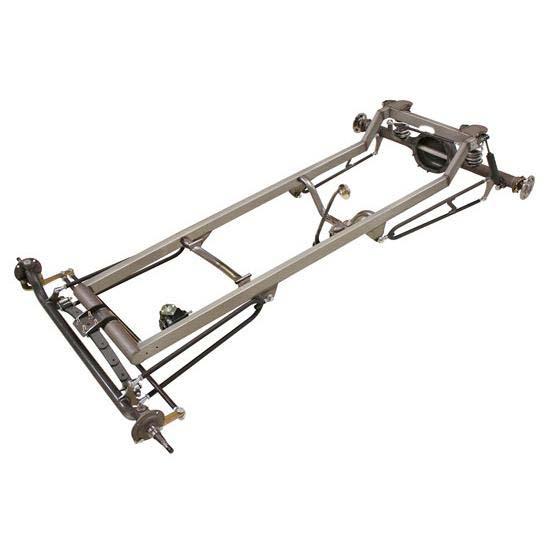 Basic 1923 T-Bucket Frame Kit