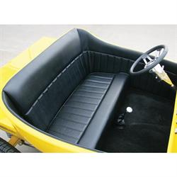T-Bucket Interior Kit For 1923 Standard Body W/ Channeled Floor