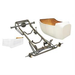 Nostalgia 1923 T-Bucket Frame Kit w/ Standard Body and Bed, No Floor