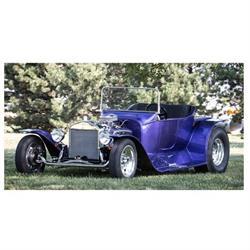 Speedway 1923 T-Bucket Fiberglass Full Fender Kit