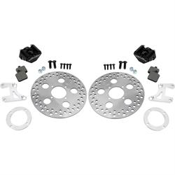 Disc Brake Kit for Ford Spindle Mount Radir Wheels