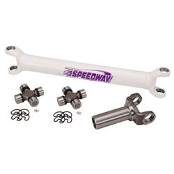 Direct Fit Tribute T Drive Shaft Kit, TH350 Transmission w/ Ford 9 In