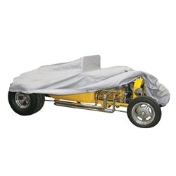 Speedway 1923 T-Bucket Car Cover, No-Top, 20 Inch Tall Windshields