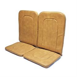 Garage Sale - Total Performance Seat Pads, Tan