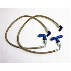 Garage Sale - Stainless Brake Line and Fitting Kit