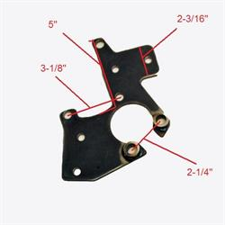 Garage Sale- Total Performance® Fender Mount Caliper Brackets
