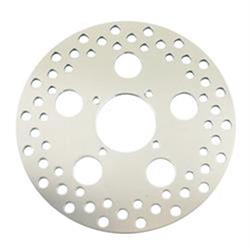 Replacement Carbon Steel Brake Rotors