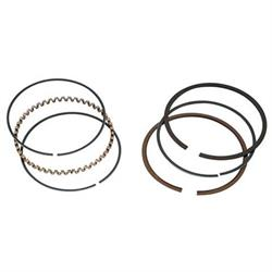 Total Seal Claimer Piston Rings, 4.125 Bore, Styles A, C