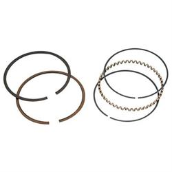 Total Seal Conventional Piston Rings, 4.00 Bore, Style E