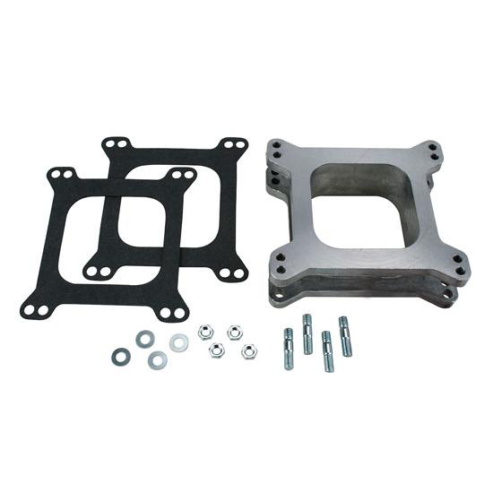 "2/"" Aluminum Open Carburetor Spacer"