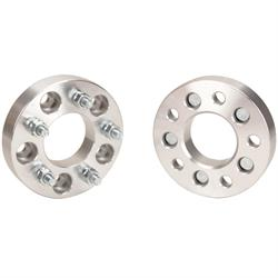 Trans-Dapt 3607 Billet Wheel Adapters/Spacers,5 on 4-1/2 to 5 on 4-1/2