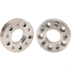 Trans-Dapt 3611 Billet Wheel Adapters/Spacers,5 on 4-3/4 to 5 on 4-3/4