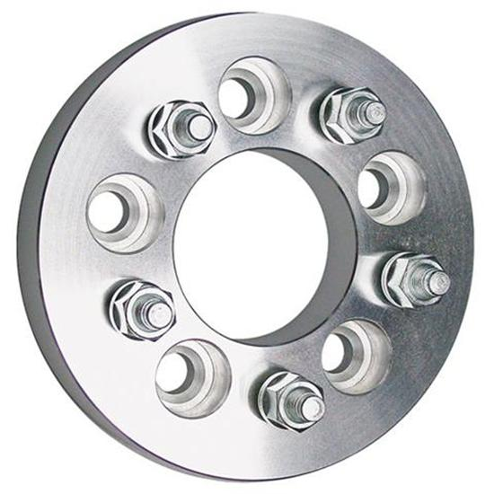 Trans-Dapt 3613 Billet Wheel Adapters, 5 on 5 to 5 on 4-1/2