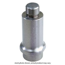 "ALUMINUM SHOCK EXTENSION, 2"" LENGTH - 9/16""-18"