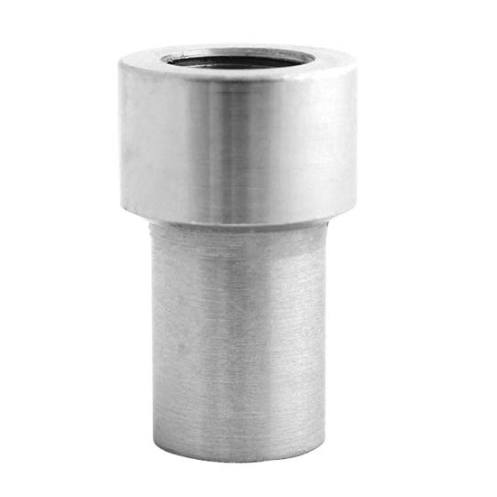 QA11844-137 Chassis Tube Ends Adapter, Steel, 1-1/2 in, 5/8-18 RH