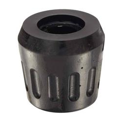 QA1 9032-117 Bump Stop, Rubber, Black, 1.410 in. Diameter, 1.250 in. Length