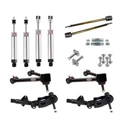 QA1 DK01-CRB1 1966-70 Mopar B-Body Drag Racing Suspension Kit, Level 1
