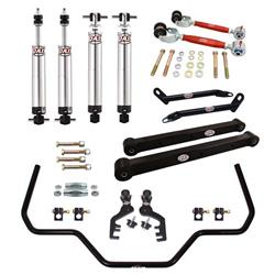 QA1 DK01-GMA1 1964-67 GM A-Body Drag Racing Suspension Kit, Level 1