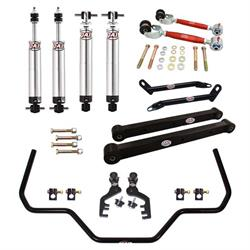 QA1 DK01-GMA2 1968-72 GM A-Body Drag Racing Suspension Kit, Level 1