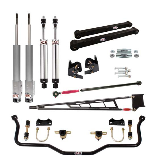 QA1 DK01-GMF3 1982-92 GM F-Body Drag Racing Suspension Kit, Level 1