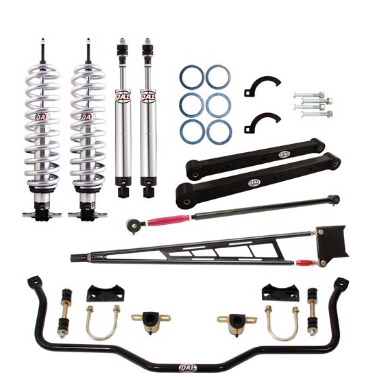 QA1 DK01-GMF4 1993-02 GM F-Body Drag Racing Suspension Kit, Level 1