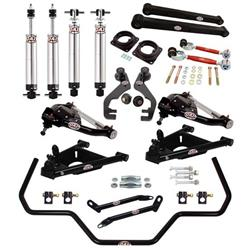 QA1 DK01-GMG1 Level One Drag Suspension Kit, 78-88 GM G-body