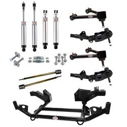 QA1 DK02-CRE1 1970-74 Mopar B/E-Body Drag Racing Suspension Kit, Level 2