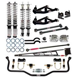 QA1 DK02-GMF3 Level Two Drag Suspension Kit, 82-92 GM F-body