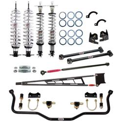 QA1 DK02-GMF4 1993-02 GM F-Body Drag Racing Suspension Kit, Level 2